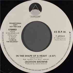 Jackson Browne - In The Shape Of A Heart mp3 album