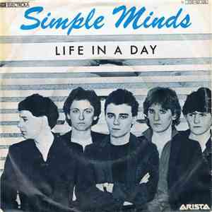 Simple Minds - Life In A Day mp3 album