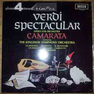 The Kingsway Symphony Orchestra - Verdi Spectacular mp3 album