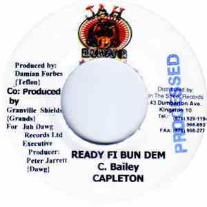 Capleton - Ready Fi Bun Dem mp3 album