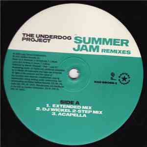 The Underdog Project - Summer Jam Remixes mp3 album